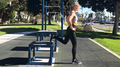 The 20-Minute, No-Weight, Full-Body Workout