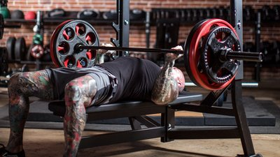 5 Keys to a Bigger Bench Press