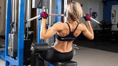 Back Workouts for Women: 4 Ways to Build Your Back by Design!