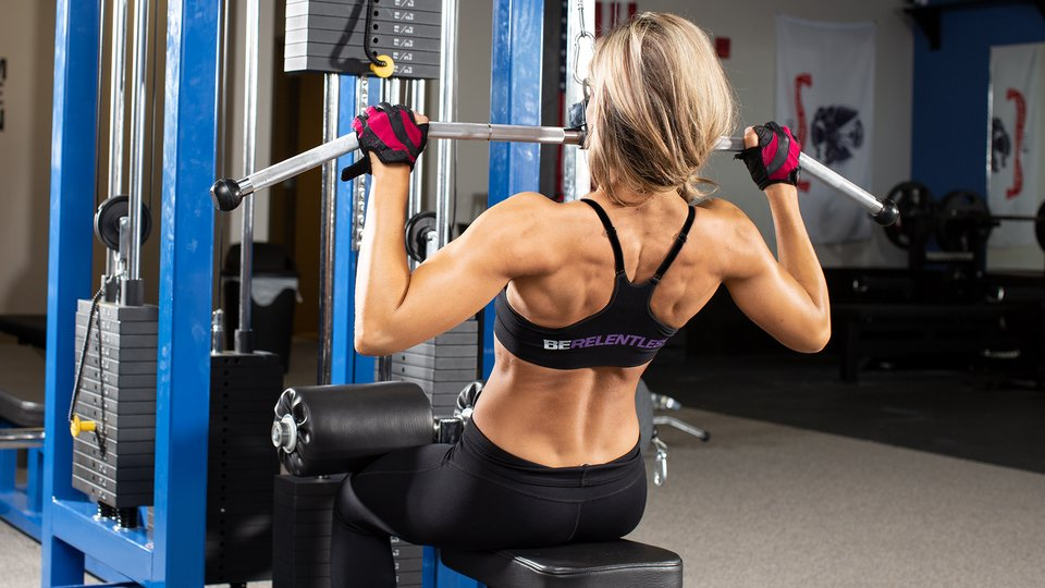 Back Workouts For Women 4 Ways To Build Your Back By Design Bodybuilding Com