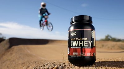 Supplement Company of the Month: Optimum Nutrition