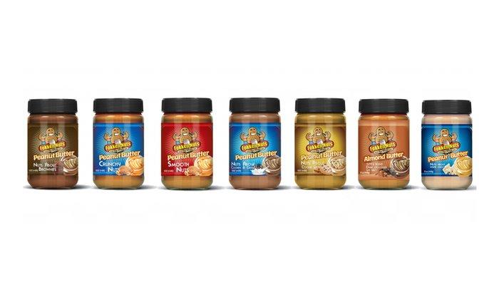 Fokken Nuts Nut Butters