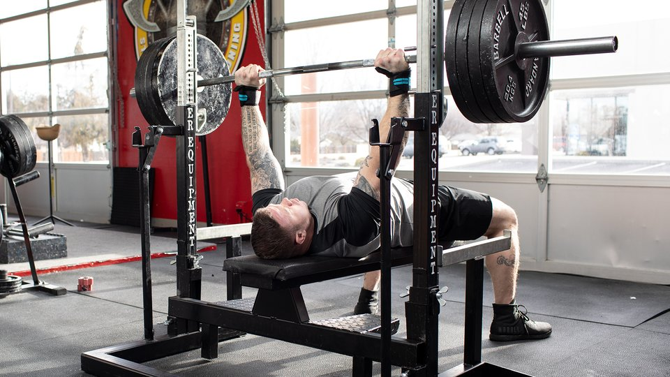 Find Your Strength: Strongman Training In Your Average Gym