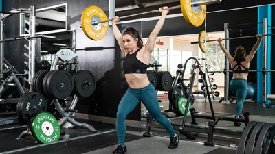 Four Reasons To Olympic Lift