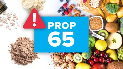 Prop 65: 10 Things Every Supplement Buyer Needs to Know