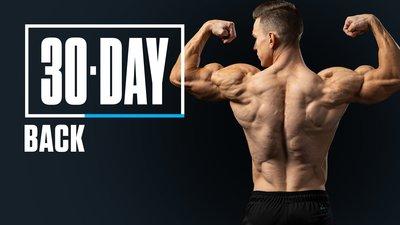 30-Day Back with Abel Albonetti mobile header image