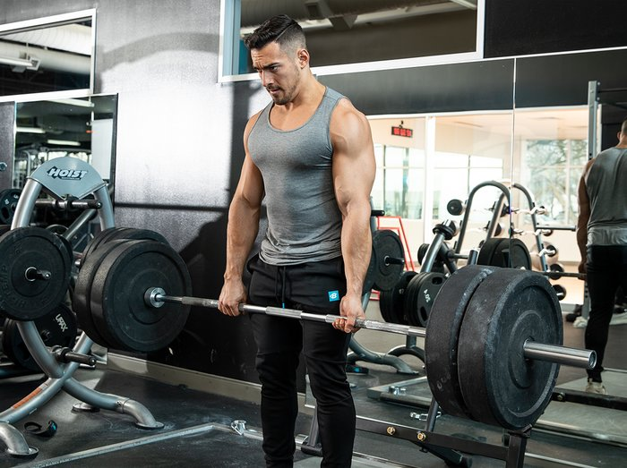 4 Reasons Youre Not Adding Muscle