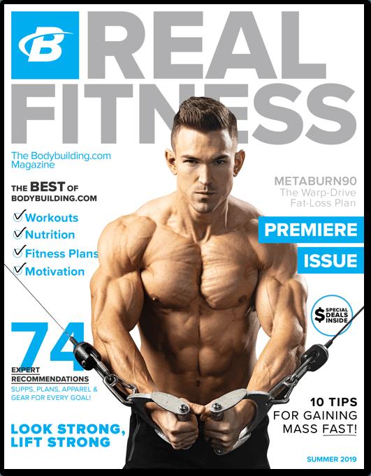 Real Fitness Magazine Bodybuilding Com