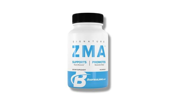 Bodybuilding.com Signature ZMA