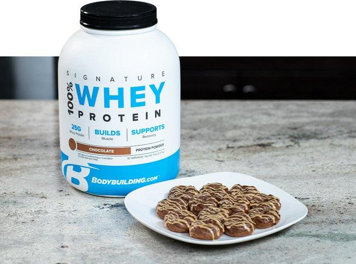 Signature Whey Protein Donut Recipe