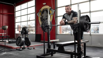 Hypertrophy Training for the Off-Season Strongman