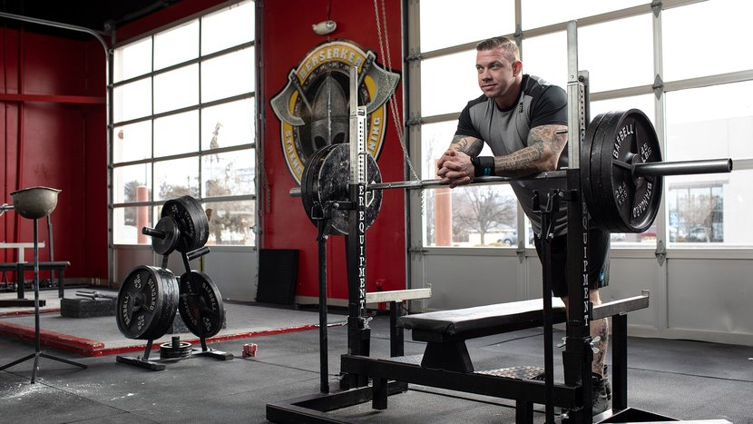 Strongman Muscle: More Gains, Less Pain