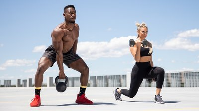 HIIT It and Quit It: 3 Fast-and-Fun Routines to Burn Fat