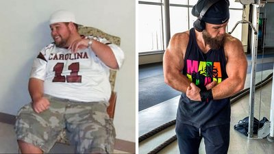 Josh Deese Changed His Life for Love and Lost 160 Pounds