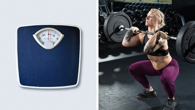7dc9a905db1a What Female Lifters Need to Know About Strength and the Scale