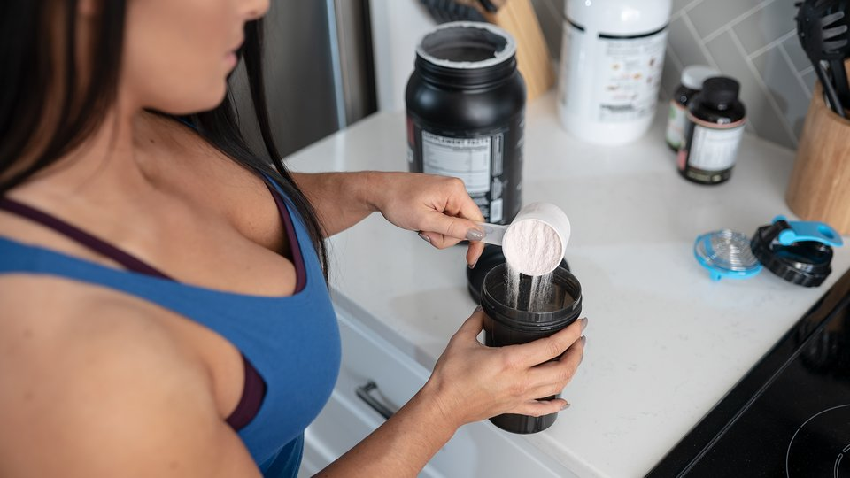 Best protein supplements for muscle gain for beginners
