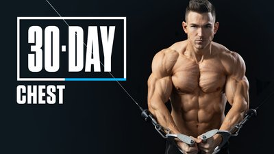 30-Day Chest with Abel Albonetti mobile header image