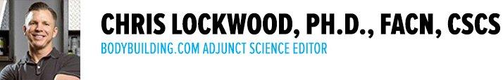 Chris Lockwood, Ph.D., FACN, CSCS