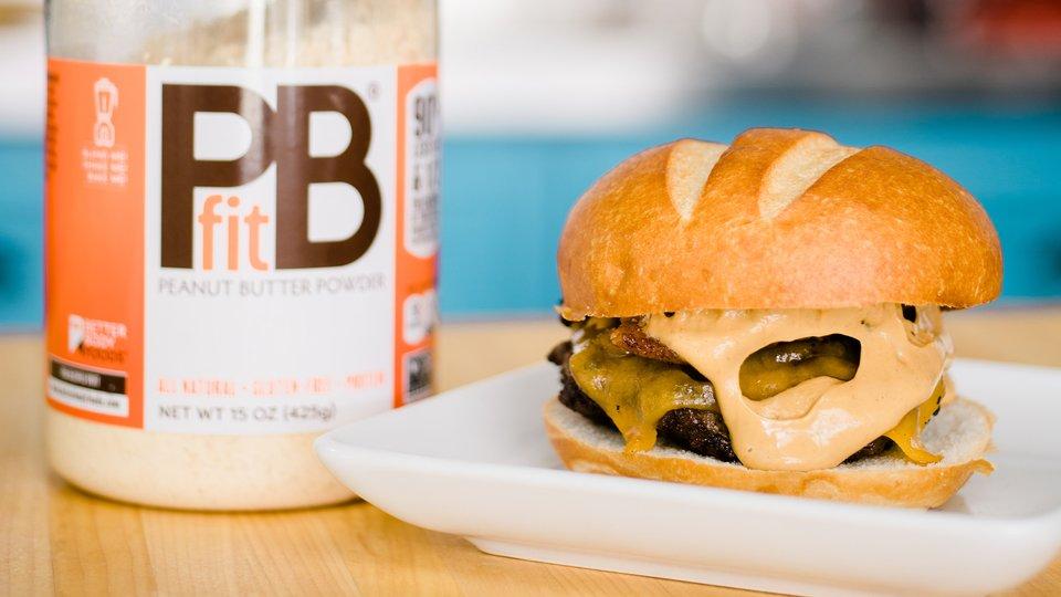 PBfit Burger
