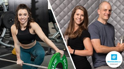 Podcast Episode 63: Alyssa Ritchey - From the Farm to Weightlifting on the World Stage banner