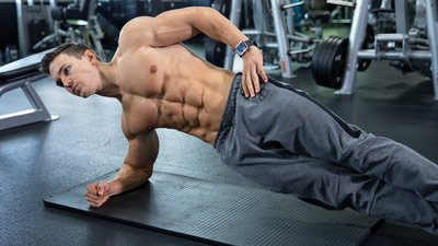 The Ultimate Finisher for Abs