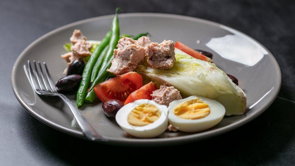 MetaBurn90 Nicoise Salad