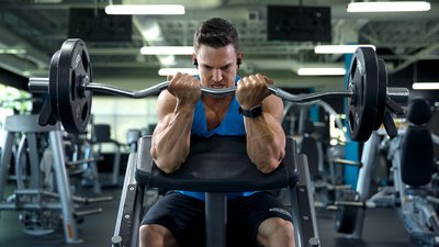 The Best Arm Workout for Splitting Your Sleeves