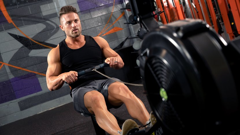 Cardio for Health Club Bros: 5 Conditioning Finishers for Lifters  - cardio for gym bros header 830x467