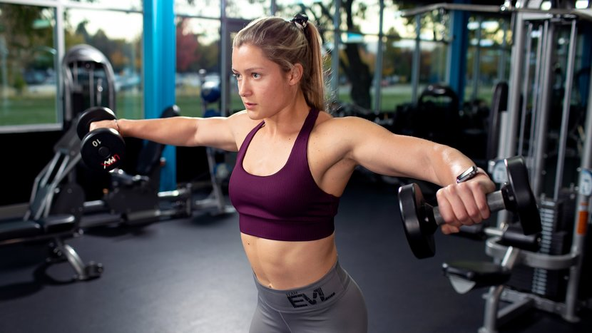 The Basic Exercise for Super Shoulders