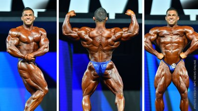 5 Keys to Building an Olympia-Caliber Physique