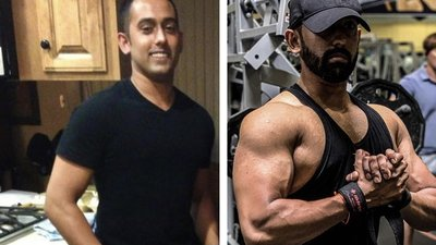 The Plan That Helped This Hardgainer Pack on 50 Pounds