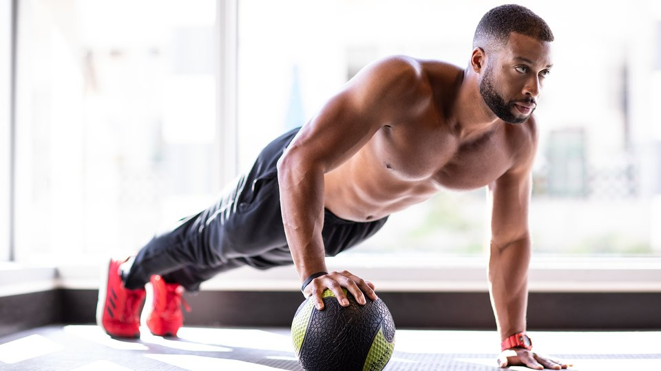 Ask The Ripped Dude: What's An Effective Bodyweight Workout?