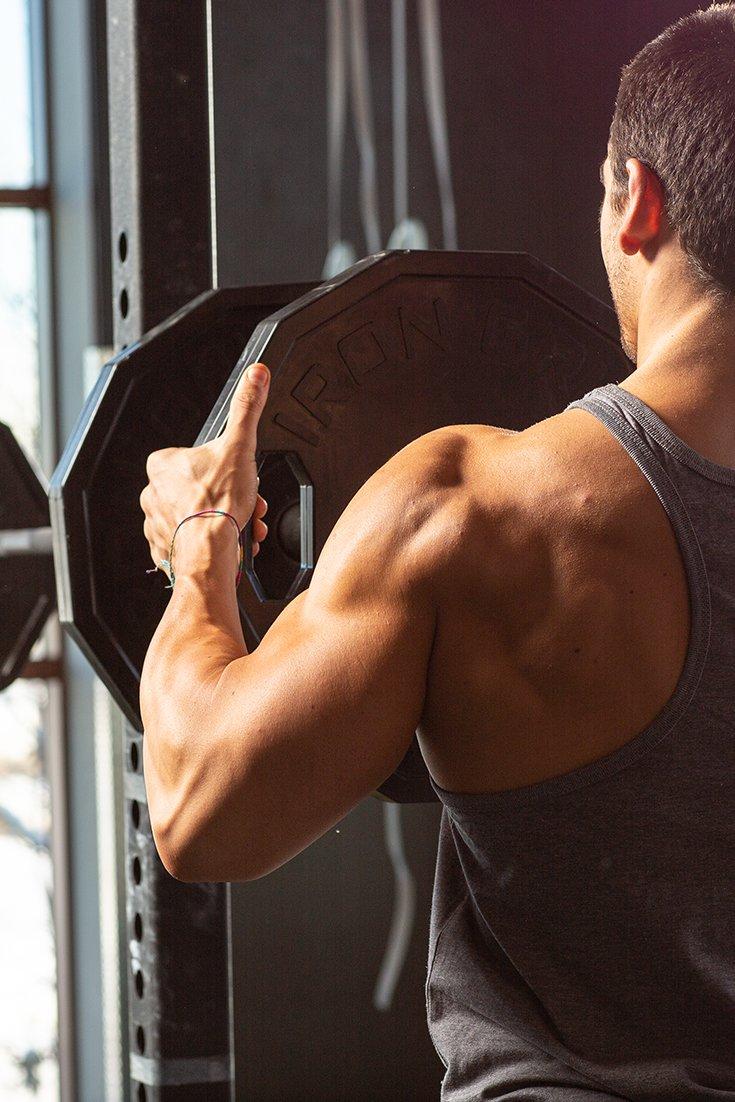 Training At Home Power Rack Workout Program Bodybuilding Com