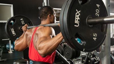 Pause Squats For Greater Power!