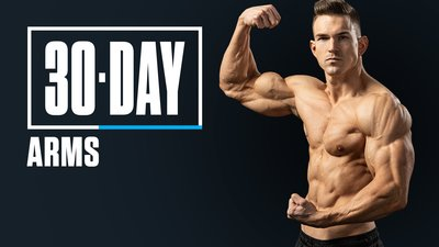30-Day Arms with Abel Albonetti mobile header image