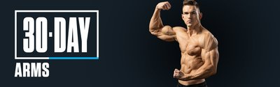 30-Day Arms with Abel Albonetti wide header image
