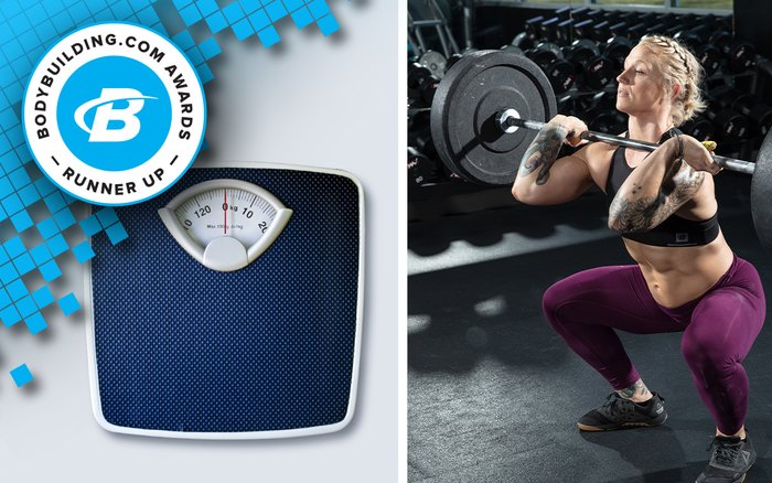 What Female Lifters Need to Know about Strength and the Scale