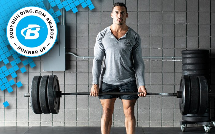 The Self-Made Bodybuilder: How Brian DeCosta Unlocked His True Strength