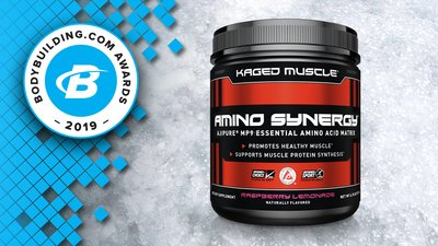 2019 Bodybuilding.com Awards: Breakout Product of the Year