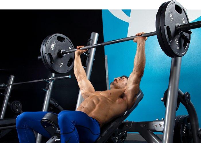 Brian DeCosta's Shredded-Upper-Body Workout | Bodybuilding.com