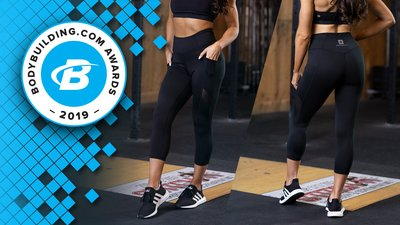 2019 Bodybuilding.com Awards: Clothing Item of the Year