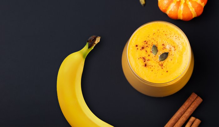 Pumpkin Banana Smoothie Recipe