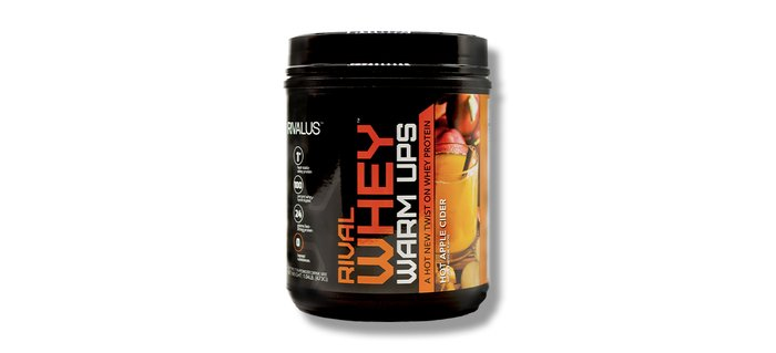 Rival Whey Warm-Ups, Hot Apple Cider