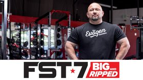 FST-7 Big and Ripped: 8 Weeks to an Olympia-Winning Physique