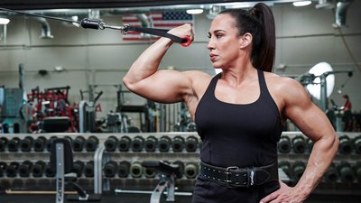 Muscle, Inc.: How Dany Garcia Built Her Body and an Empire