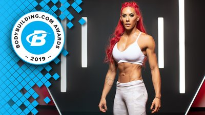 2019 Bodybuilding.com Awards: Influencer of the Year