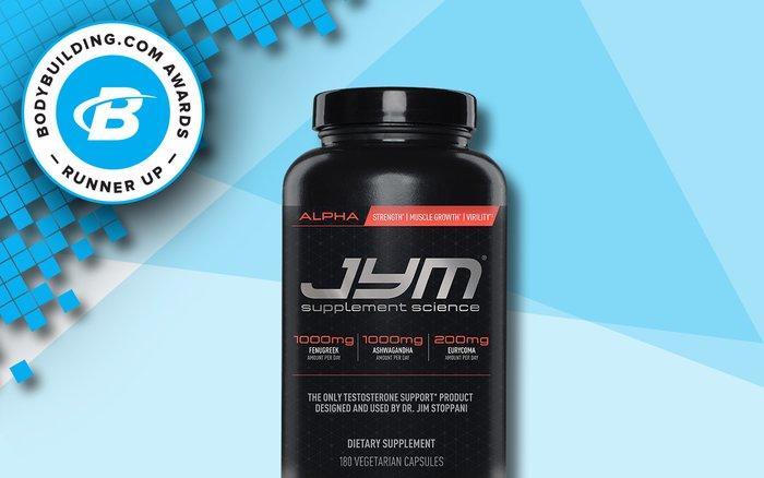 JYM Supplement Science Alpha JYM