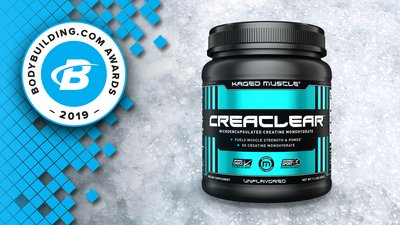 2019 Bodybuilding.com Awards: Muscle-Building Product of the Year