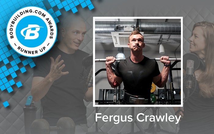 Fergus Crawley On Squatting 132 Pounds 7,600 Times In 24 Hours