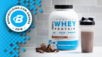 2019 Bodybuilding.com Awards: Protein Powder of the Year